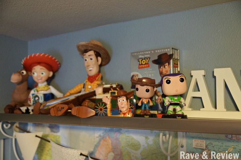 Buzz Lightyear room