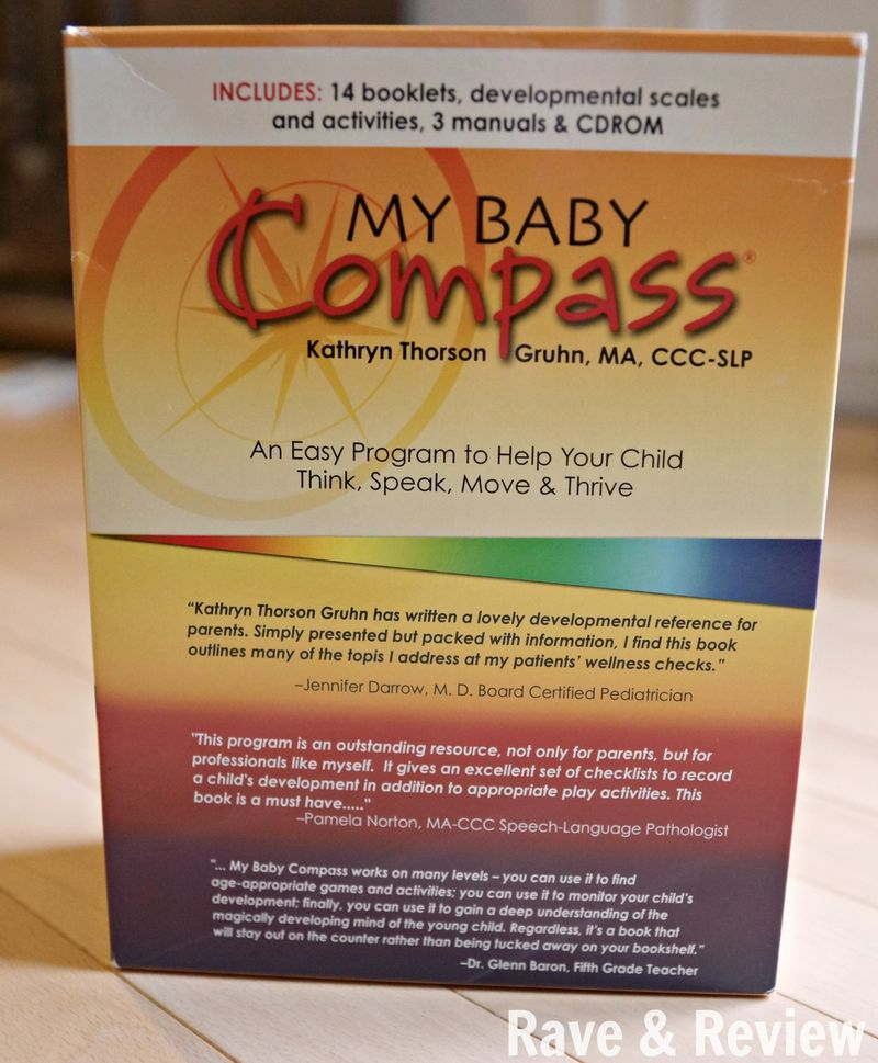 My baby Compass package