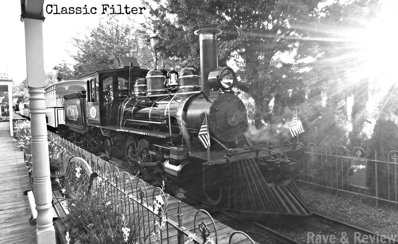 Train at Silverwood