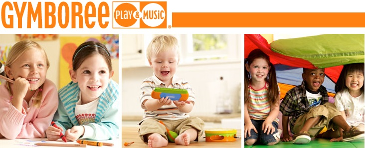 Gymboree play and music class