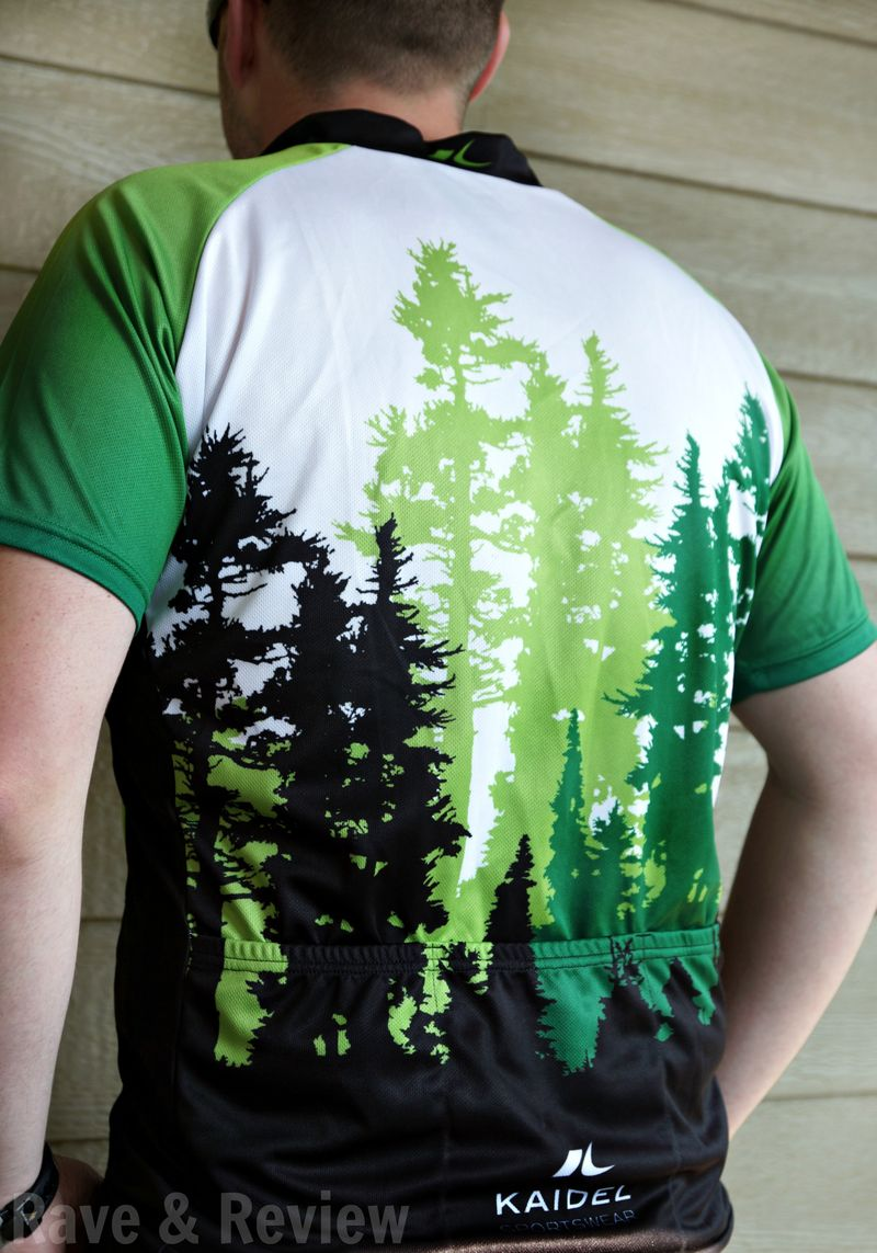 Kaidel cycling jersey