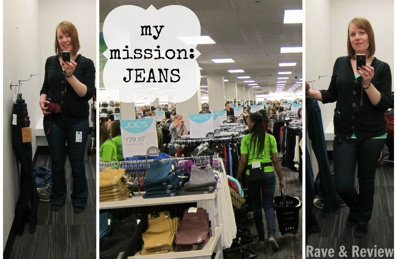 Mission Jeans shopping