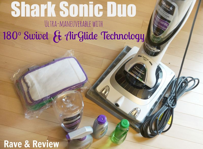 Shark Sonic Duo technology