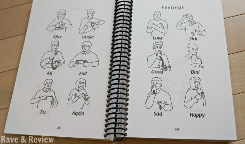 My Baby Compass Sign language