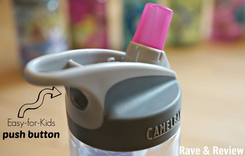 Camelbak push button