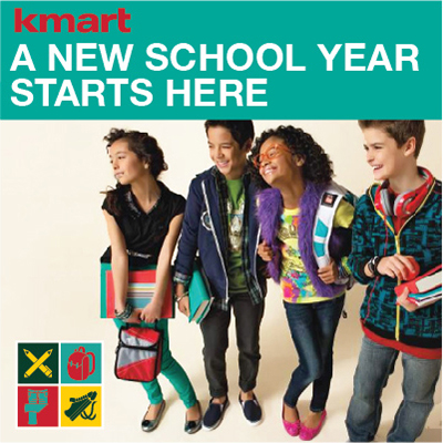 Kmart Back to School 2