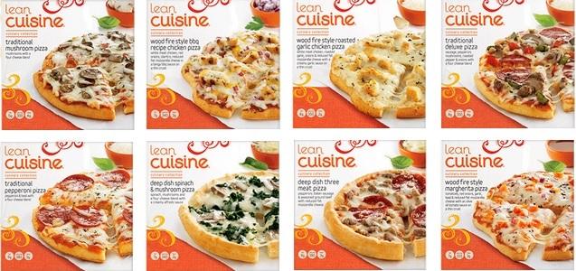 Lean Cuisine Pizza