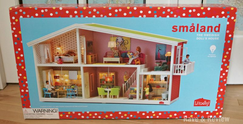 Lundby Dollhouse in package