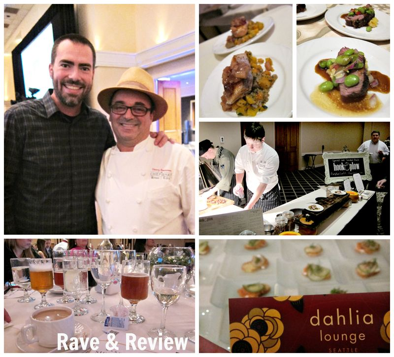 Signature Chefs Auction collage