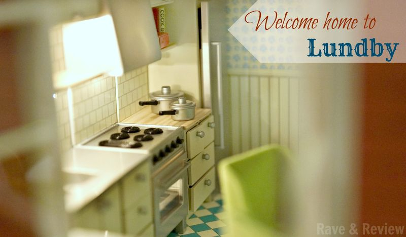 Welcome home to Lundby