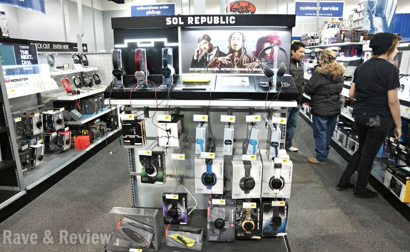 SOL REPUBLIC at best buy