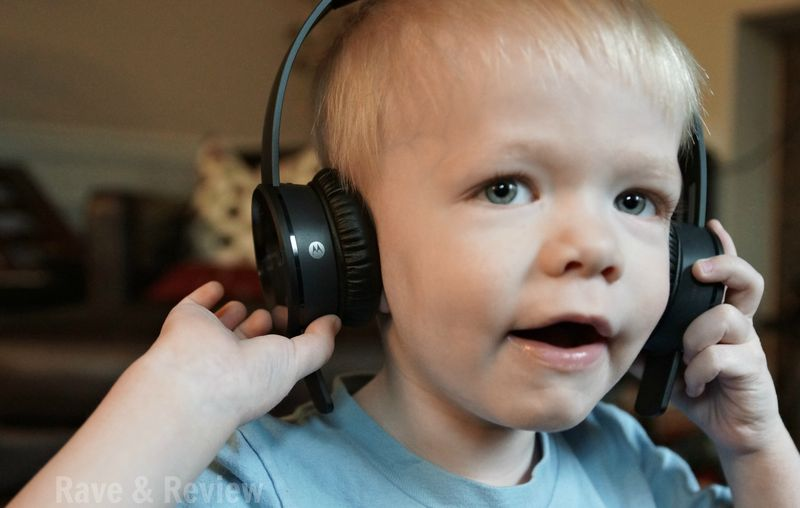 SOL REPUBLIC headphones on kid