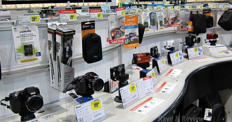 Cameras at Best Buy #shop