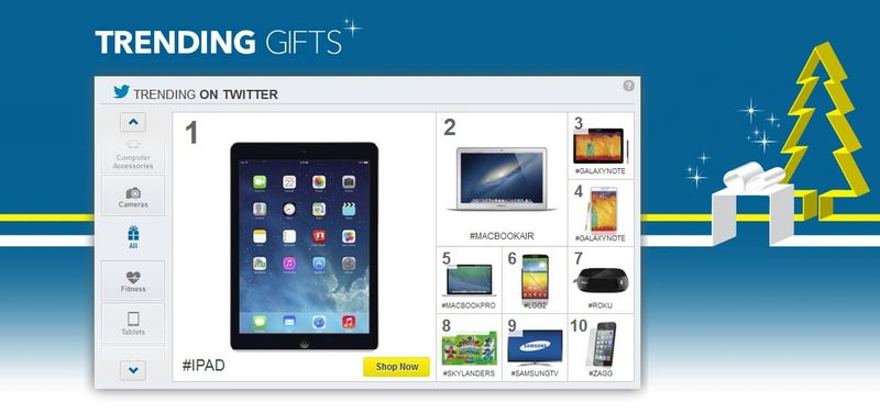 Best Buy trending gifts