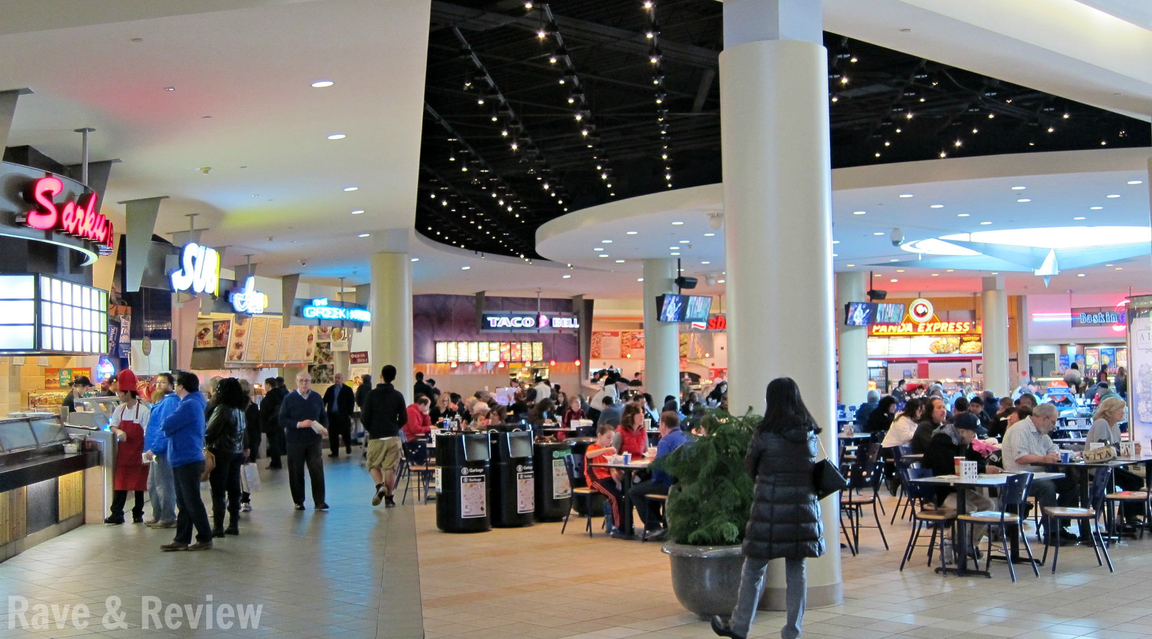 Northgate Mall San Rafael Food Court