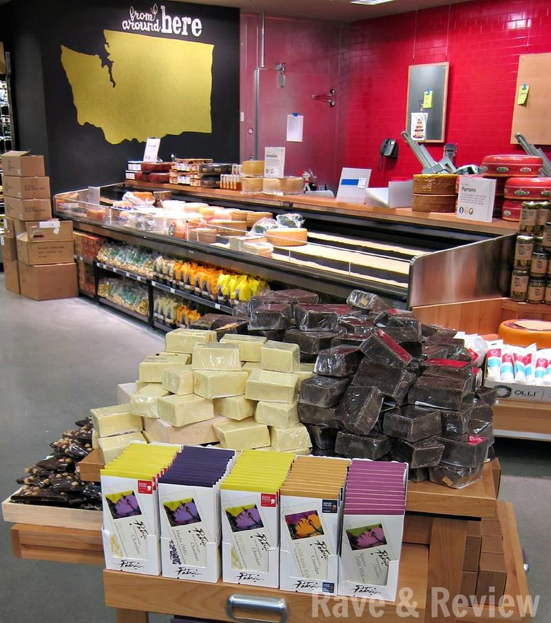 Chocolate at Whole Foods