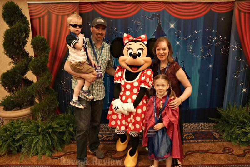 In Disneyland