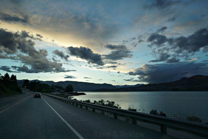 Chelan clouds