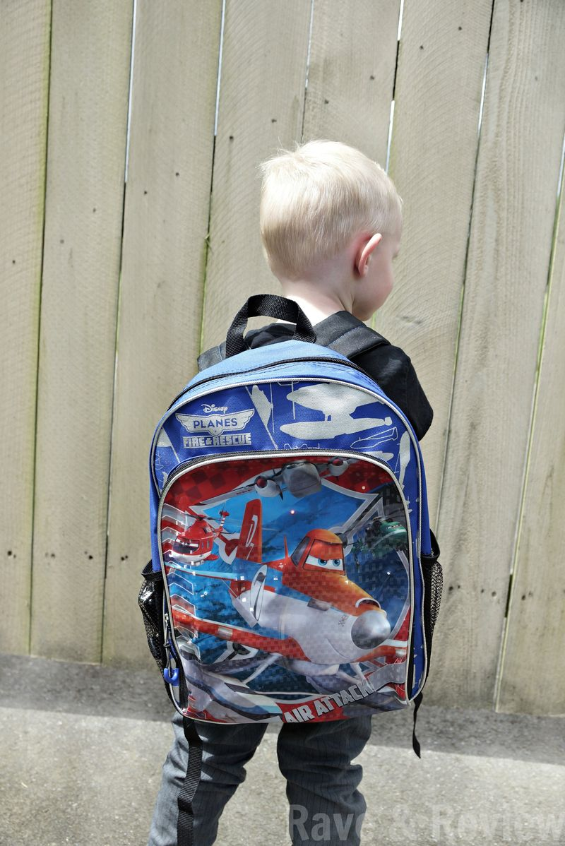 Planes backpack