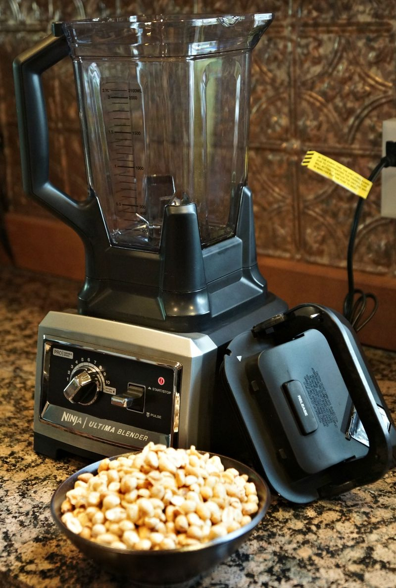 Ninja Ultima Blender on counter