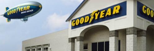 Goodyear store
