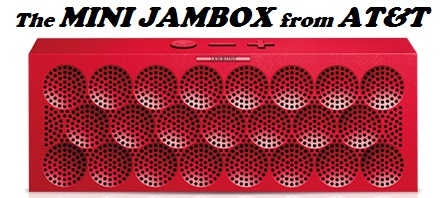 The Mini JamBox at AT&T