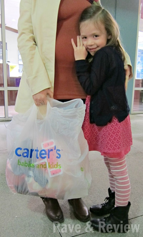 Carter's snuggle