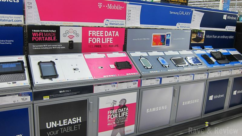 Trio Tablet in store
