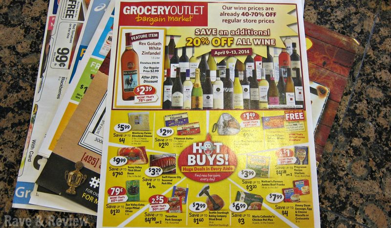 Grocery Outlet Ad
