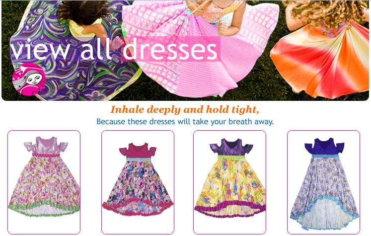TwirlyGirl dresses