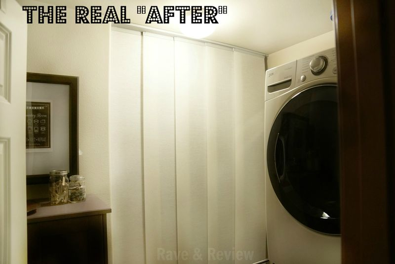 Laundry Room Real After