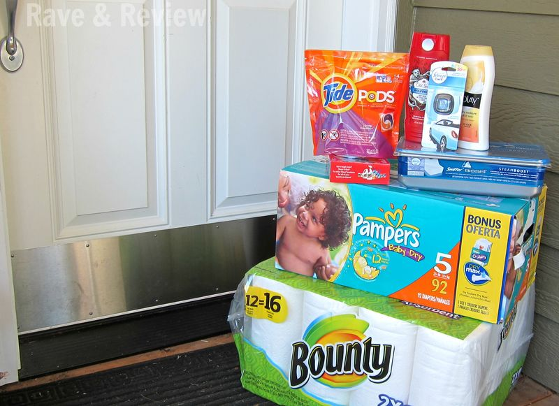 P&G at my door