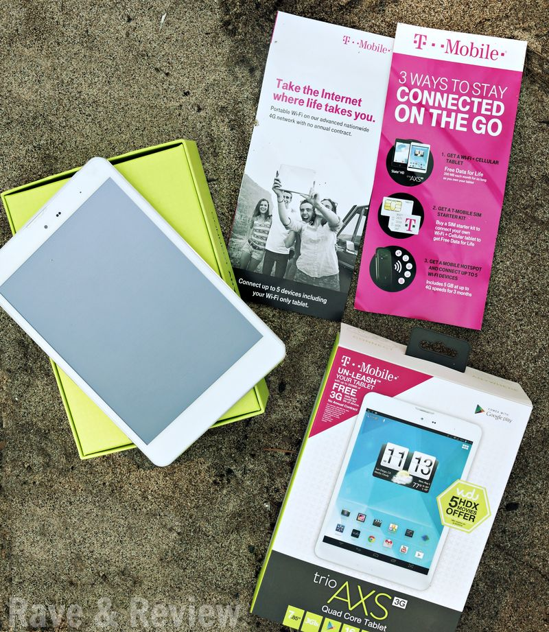 Trio tablet