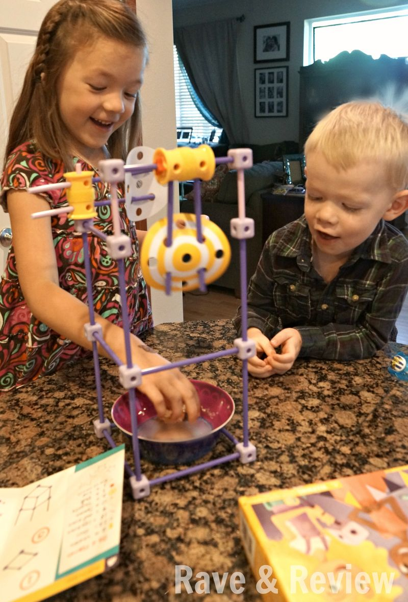 Building with GoldieBlox
