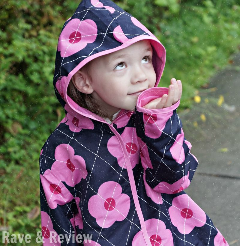 Gymboree rain gear