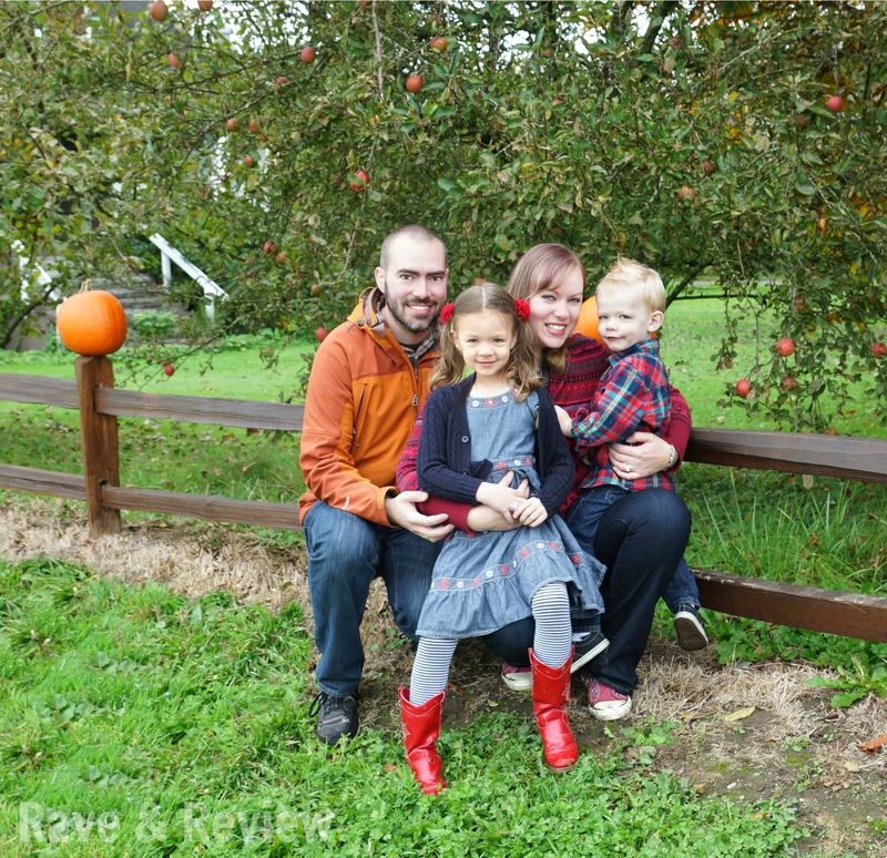 Family fall Picture