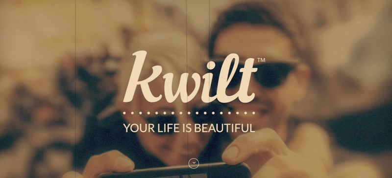 Kwilt app