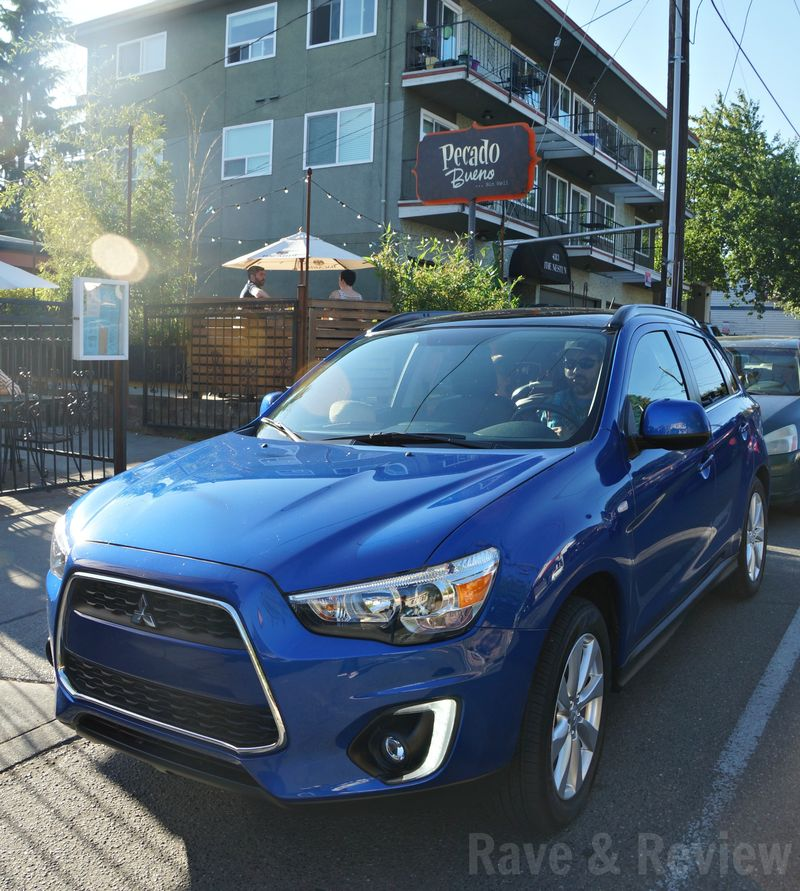 Mitsubishi Outlander Sport in Seattle