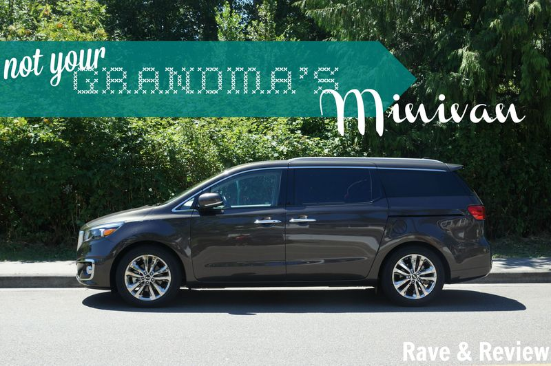 Not your Grandmas minivan