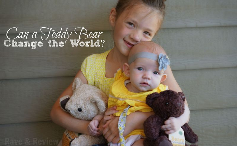 Can a teddy bear change the world