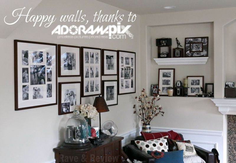 Adorama happy walls