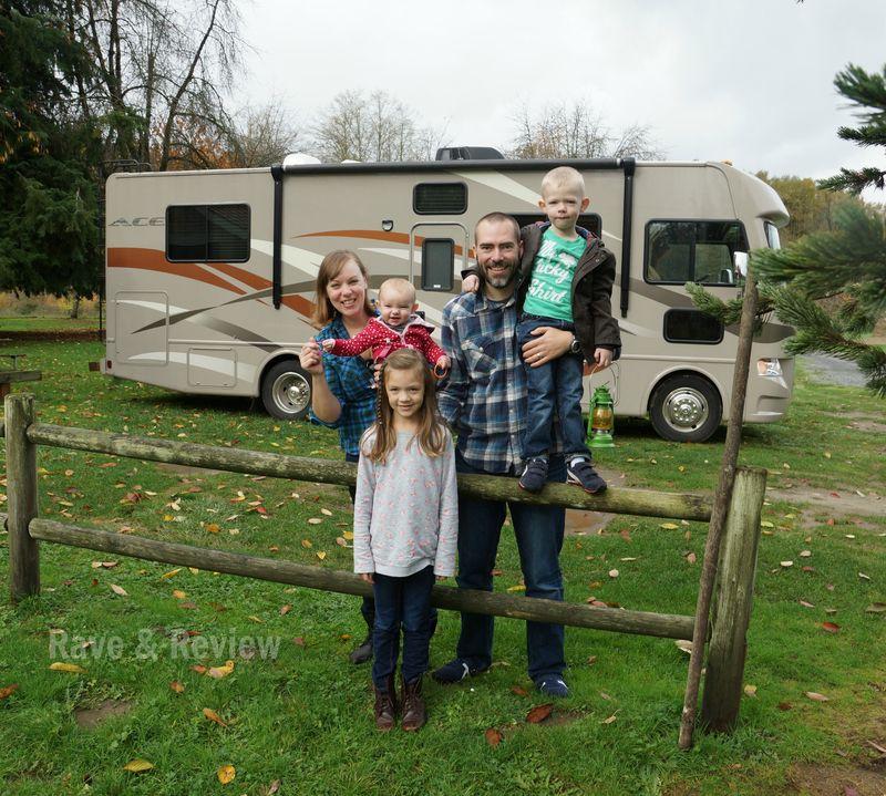 Glamping Family