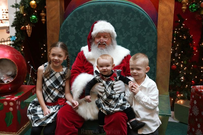 Northgate Mall Santa 2015