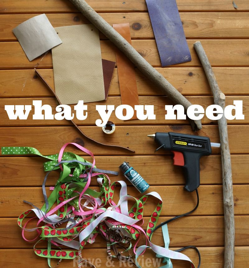 What you need walking stick craft