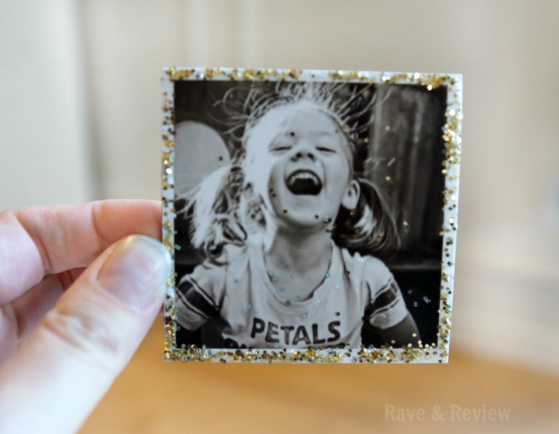 GingerSnapCrate sparkle magnet