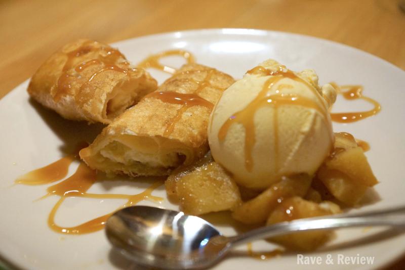 Applebees dessert 2