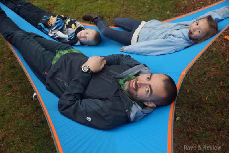 Tentsile family hammock