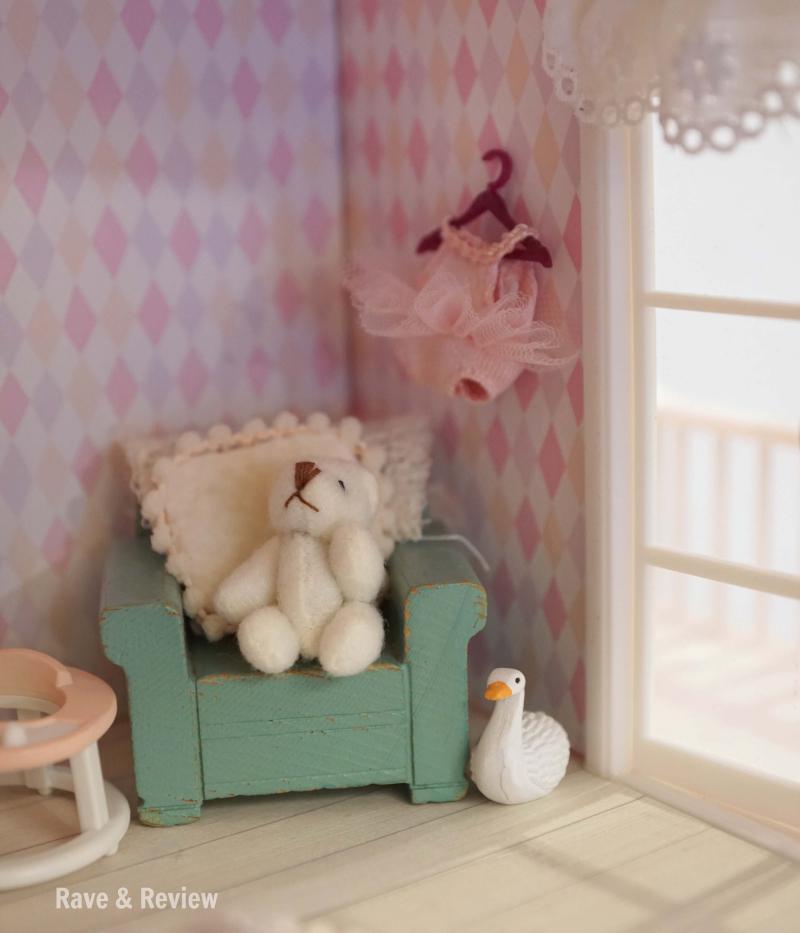 Lundby nursery corner