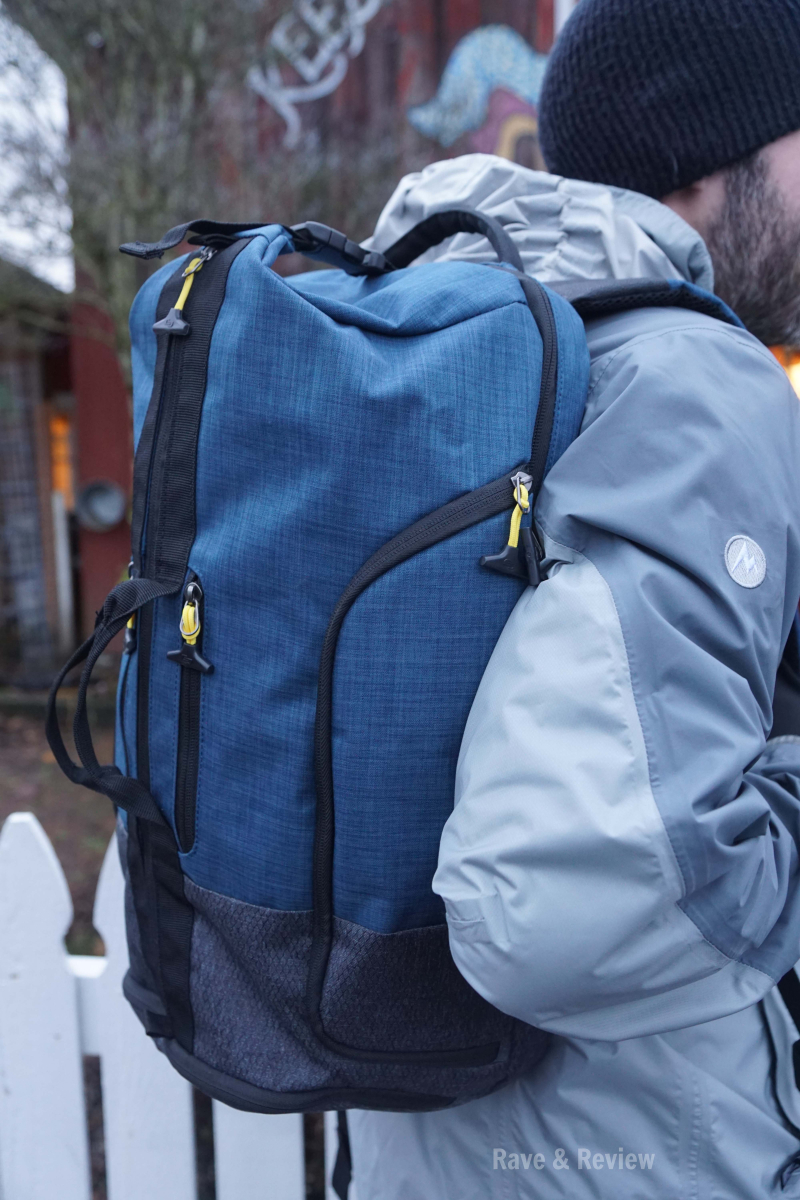 Solo Velocity backpack