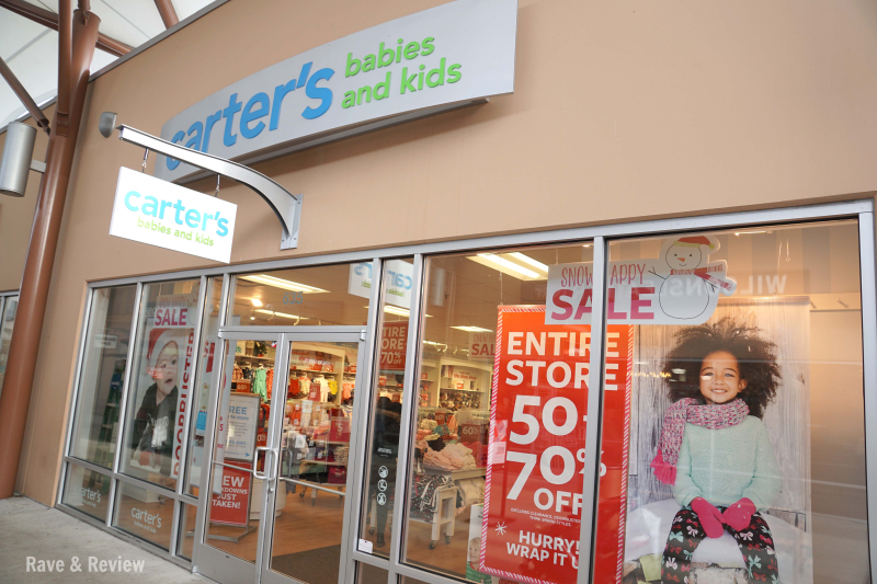 Seattle Premium Outlets Carters